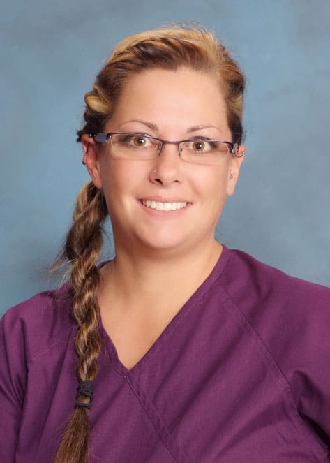 Amber – Registered Dental Hygienist